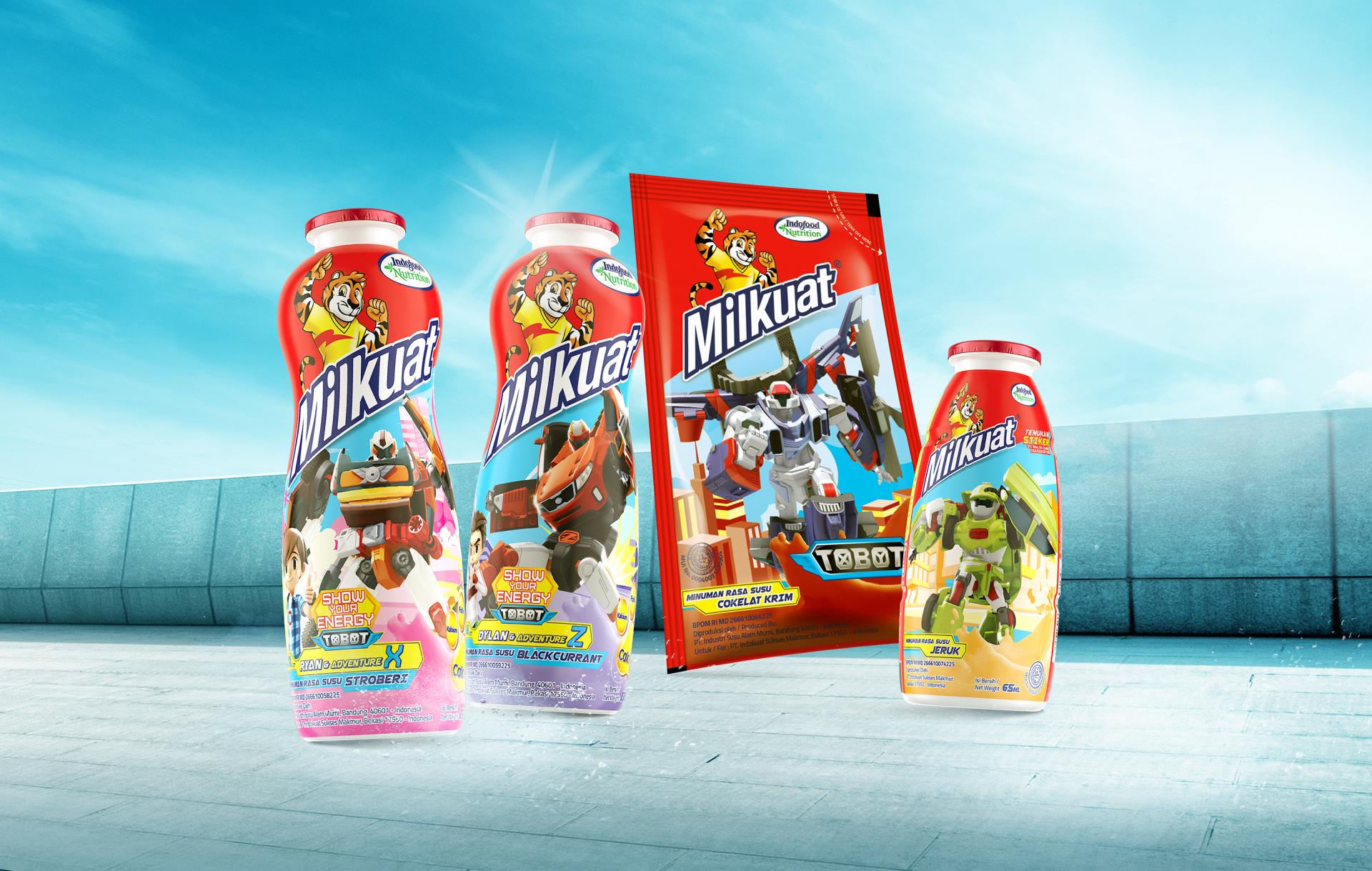 Milkuat Tobot