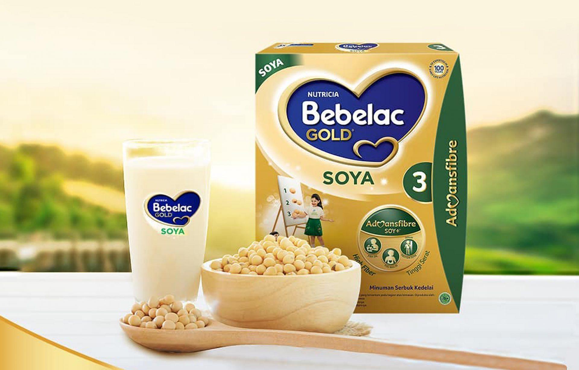 Bebelac Gold Soya