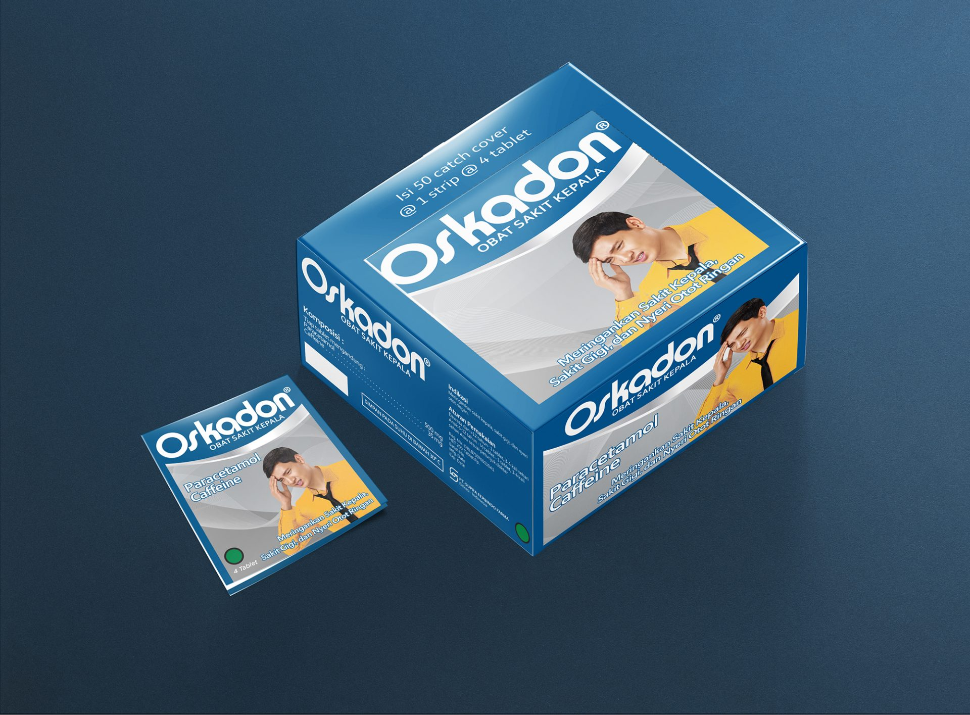 Oskadon Packaging Rejuvenation