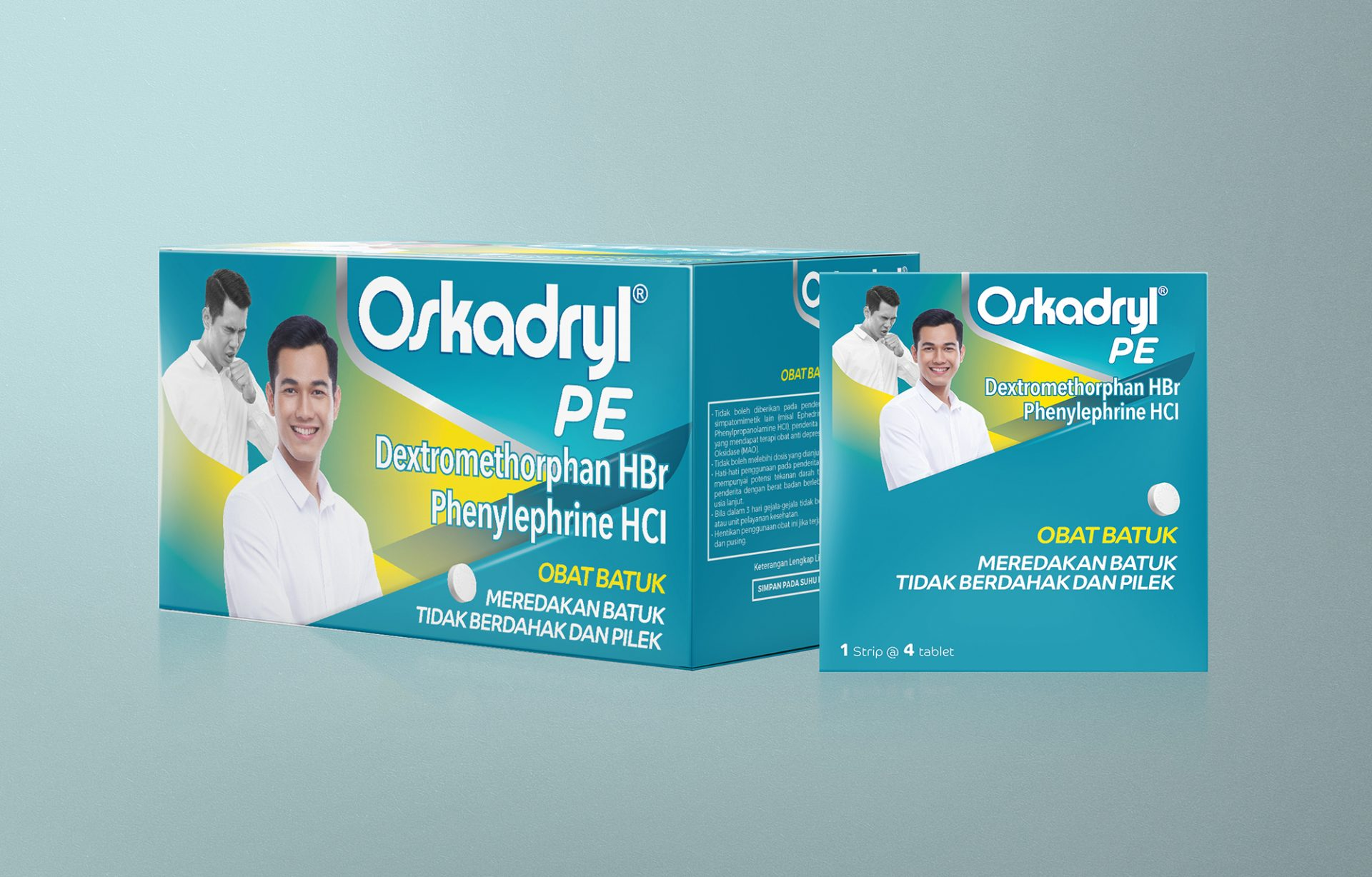 Oskadryl Packaging Rejuvenation