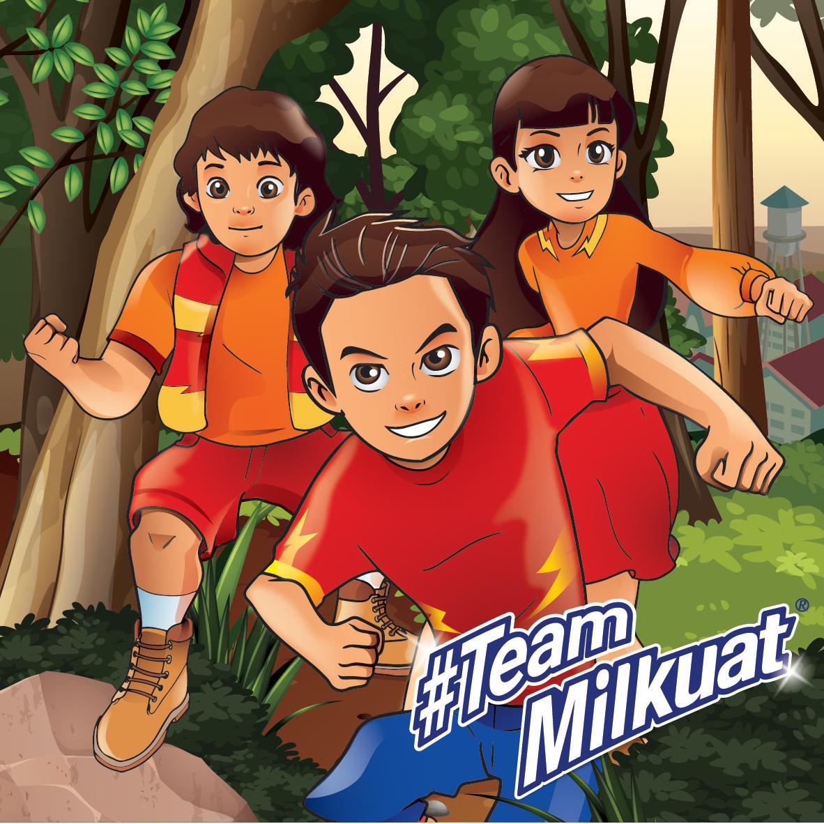 Team Milkuat
